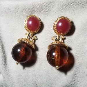 Robert Rose vintage earrings